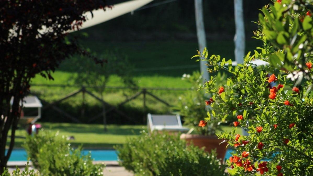 Ferienwohnung mit Pool in Umbrien, Montone