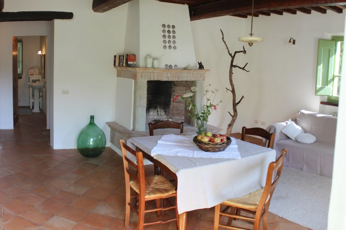 selfcatering apartment capricorno in Montone, Umbria