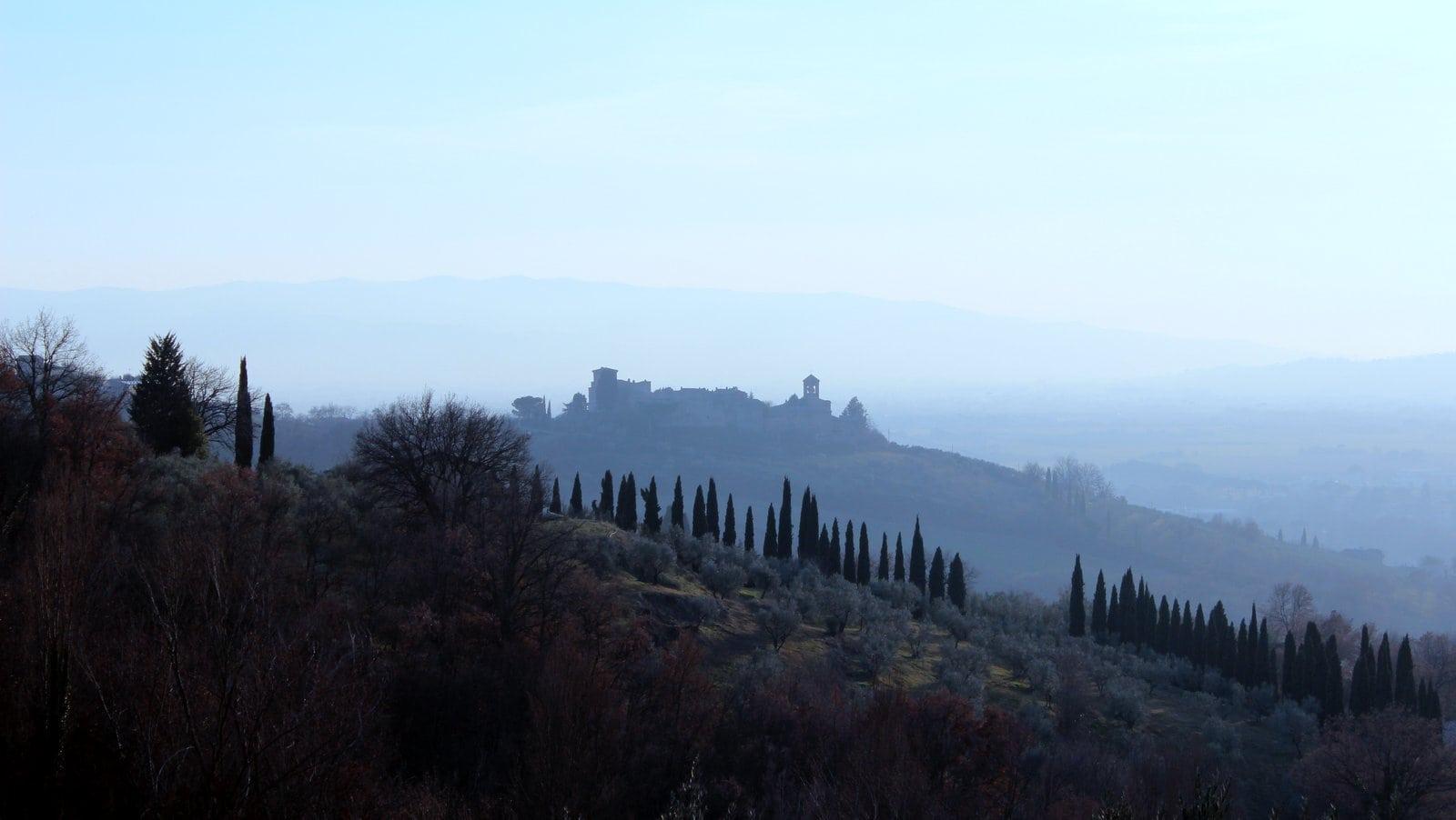 Assisi Umbrien