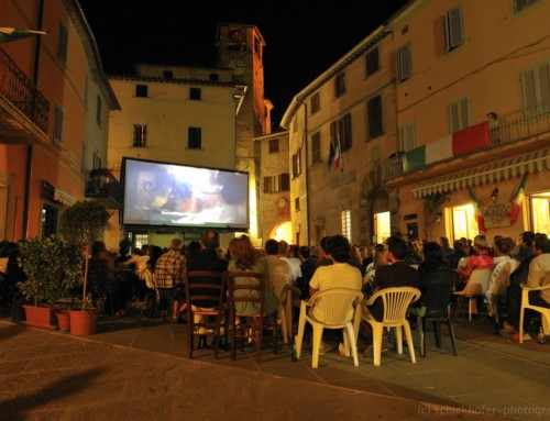 6-10th of July – Film Festival in Montone