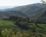 Wandern in Umbrien - Wanderung Montone